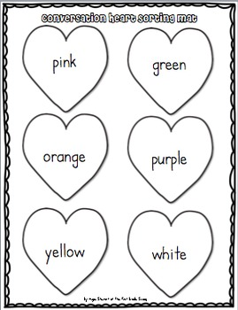 photograph relating to Printable Conversation Hearts titled Cost-free Communication Hearts Math Printables