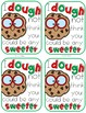 FREE Cookie Dough Gift Tags