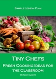 FREE Cooking Lesson Plan - Kale Chips