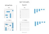 FREE Cool Printable Battleships Board - small