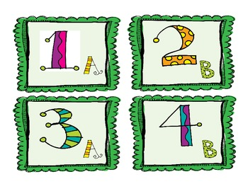 FREE --Cooperative Learning Student Cards