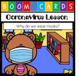 FREE Coronavirus Digital Mini Lesson - With Audio!