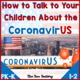 Distance Learning Coronavirus | How to Talk to Young Child