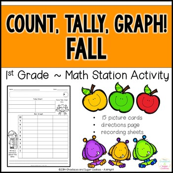 Count, Tally, Graph! - Fall