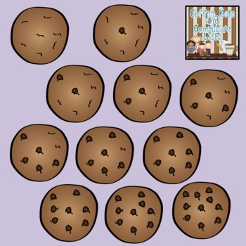 FREE Counting Cookies Graphics {Personal/Commercial Use}