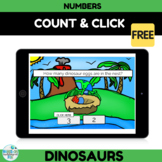FREE Counting Numbers BOOM CARDS Distance Learning