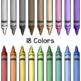 FREE Crayon Clip Art