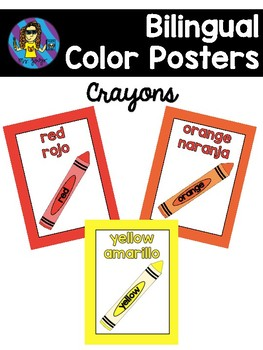 FREE Crayon Color Posters