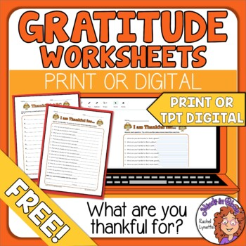 Being Thankful on Thanksgiving - Free printable concept map ...