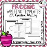 FREE Creative Writing Templates / Gabarits GRATUITS pour l'écriture créative