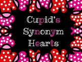 FREE Cupid's Synonym Hearts