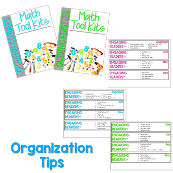 FREE Curriculum Map for Kindergarten and First Grade 2018