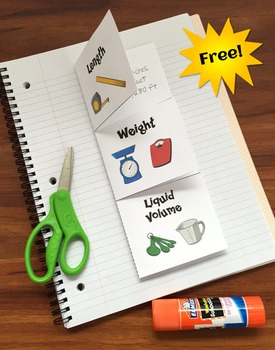 Measurement Foldable (FREE)
