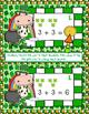 FREE for St. Patrick's Day DIGITAL TASK CARD STATION - Addition WIth Sums to 10