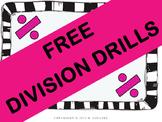 FREE DIVISION DRILLS