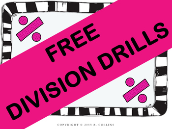 FREE DIVISION DRILLS