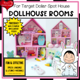 FREE DOLLHOUSE PICTURES SPEECH THERAPY for (TARGET DOLLAR