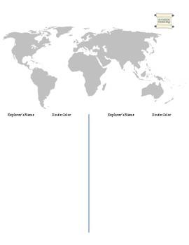 FREE DOWNLOAD - Explorer's Map