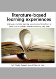 FREE DOWNLOAD - Literature-Based Learning Experiences (One