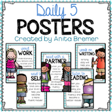 FREE Daily 5 Charts / Posters