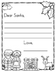 FREE Dear Santa Letter Template and Countdown To Christmas Santa