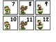 FREE December Calendar Numbers 1-30 & Gift Tags