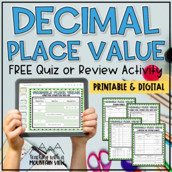 13-9 Decimal Place Value with Money - YouTube