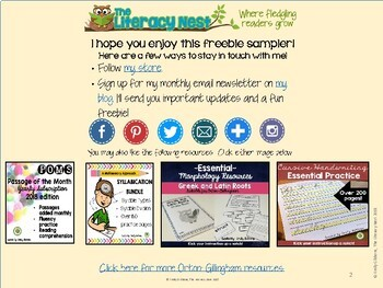 FREE Decodable Passages Prefixes and Suffixes