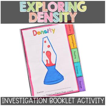 FREE: Density Tabbed Booklet