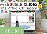 FREE Design Your Own Interactive Virtual Classroom-Editabl