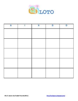 FREE Dia de la Madre Greeting Cards, Acrostic Poem, and Bingo Board Templates!