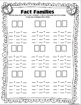 Free Dice Games By The Lesson Plan Diva Teachers Pay