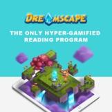 FREE Digital English Reading Comprehension Game - Dreamscape