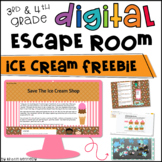 FREE Digital Escape Room for Distance Learning Math