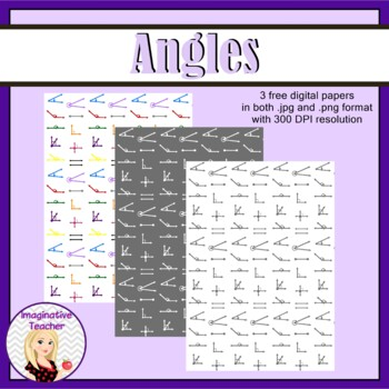 FREE Digital Papers - Angles