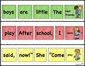 Google Classroom™ Activities Sight Words Back to School | Digital Resources