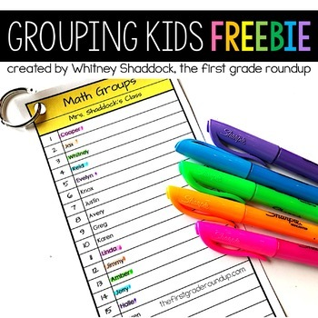 FREE Digital Tool for Grouping Students