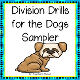 FREE Division Drill Sheets!