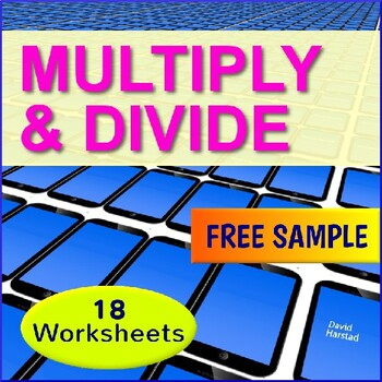 FREE - Division Worksheet