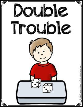 FREE Double Trouble Place Value Center