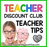 FREE Download - Teacher Tips