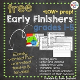 FREE Early Finishers and Gifted Shape Problems - Challenges & Tasks