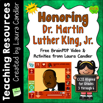 FREE Dr. Martin Luther King Jr. Video Resources