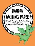 FREE Dragon Writing Paper