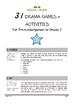 Drama Games and Activities for Pre-Kindergarten to Grade 2