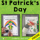 FREE : Draw a Leprechaun - Saint Patrick and Leprechauns :