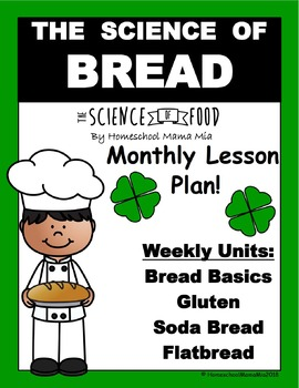 March: Science of BREAD - FREE PREVIEW