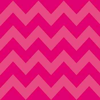[FREE] Duo Pink Chevron Alphabet Letters, Numbers and Symbols