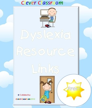FREE Dyslexia Resource Links