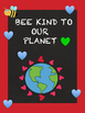FREE EARTH DAY Classroom Posters + Student Poster Template